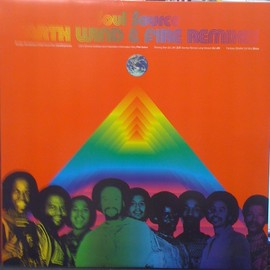 EARTH WIND & FIRE - SOUL SOURCE EARTH WIND & FIRE REMIXES pt2 / SONY