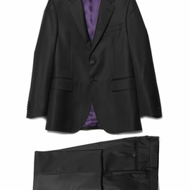 Byard Two-Button Suit