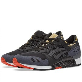 asics tiger - Gel Lyte III Black & Camo