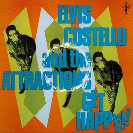 Elvis Costello - Get Happy!