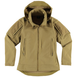 Beyond Clothing - Cold Fusion Shock Jacket - Coyote Brown