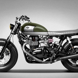 Ton-Up Garage - 2007 Triumph Bonneville