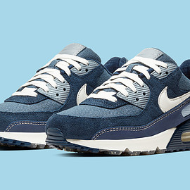 NIKE - Air Max 1 - Armory Navy/White/Cork?