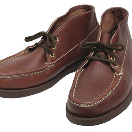 RUSSELL MOCCASIN - CHUKKA BOOTS