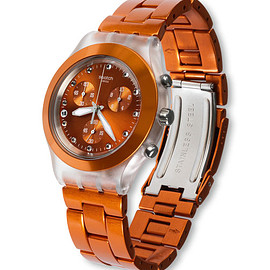 SWATCH - FULL-BLOODED NARANJA