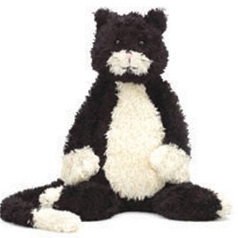 JellyCat - Bunglie Black Kitty Medium