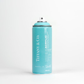 Antonio Brasko - Montana Spray Paint - TIFFANY & CO.