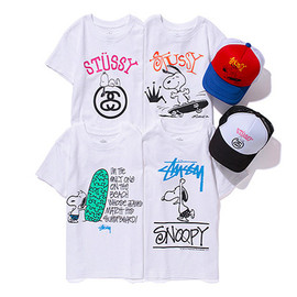 stussy - Stussy Kids x Peanuts 2012 Spring/Summer Capsule Collection