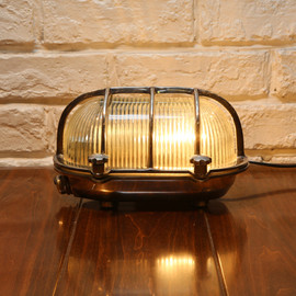 journal standard Furniture - OXFORD BULKHEAD LAMP