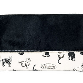 TEMBEA - LOFTMAN別注 Clutch Bag-Cat