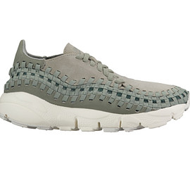 NIKE - Air Footscape Woven - Light Olive/OD/Sail?