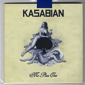 Kasabian - Me Plus One [10 inch Analog]