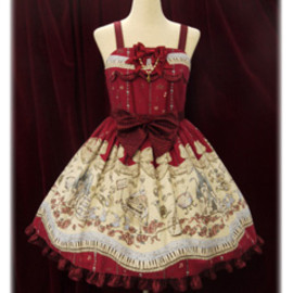 BABY,THE STARS SHINE BRIGHT - Quintet of Fairies~Dreaming night~ cantabile jumper skirt