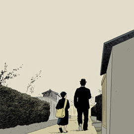 Adrian Tomine - There was a Father
