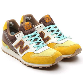 New Balance - WR996 CD(DUSTY YELLOW)