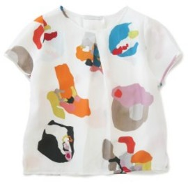 Objects Without Meaning - Francie Woven Tee (Mike Mills)