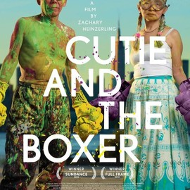Zachary Heinzerling - Cutie and the Boxer