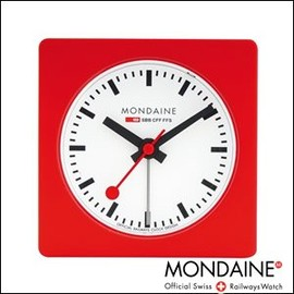 Mondaine - DESK CLOCK