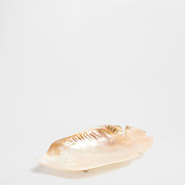 ZARA HOME - MOTHER-OF-PEARL FISH SOAP DISH