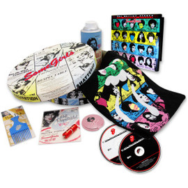 The Rolling Stones - some girls (wig box incl. XL T-SHIRT)