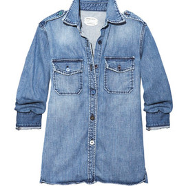Current Elliott - Denim shirt