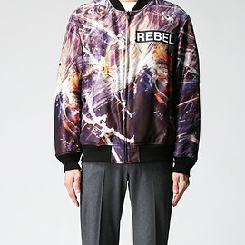 UNDERCOVER - 2016 SS StarWars Reversible MA1 (Inspired by 99-00 AW AMBIVALENCE )
