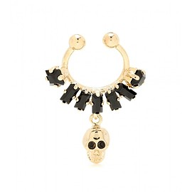 GIVENCHY - FW2015 SKULL NOSE RING