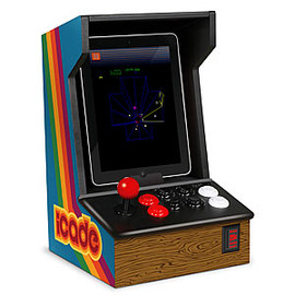 ION Audio - iCADE - iPad Arcade Cabinet