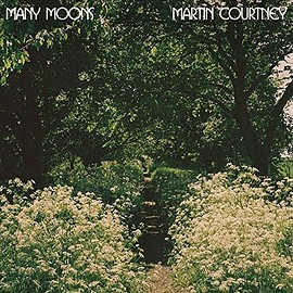 Martin Courtney - Many Moons