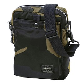 PORTER - COUNTER SHADE WOODLAND KHAKI