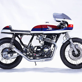 Atlanta motorcycle work - HONDA CB 750 C Racer 836cc big bore kit