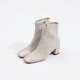 BEAUTY&YOUTH UNITED ARROWS - square toe boots