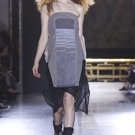 Rick Owens - Ready To Wear Spring Summer 2015 Paris