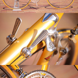 Cinelli - Super Corsa Vintage Yellow