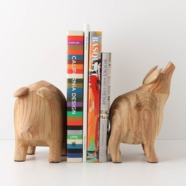 ANTHROPOLOGIE - Potbelly Bookends