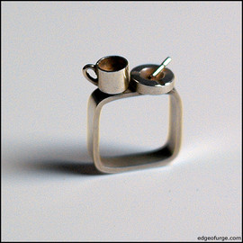 Coffee and Cigarettes Ring