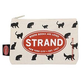 Strand Bookstore - Pouch: Cats and More Cats