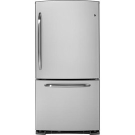 GE - Bottom-Freezer Drawer Refrigerator