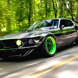 Ford - Mustang RTR X