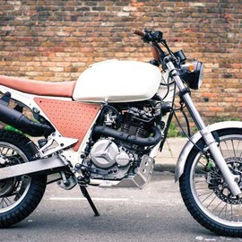 untitled motorcycles - DR BIG