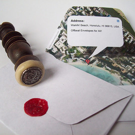 Mapenvelope - Google Map Envelope Inside