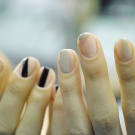 COMMON - monotone line nail