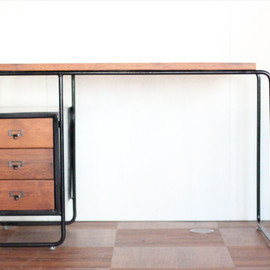ACME FURNITURE - BELLS FACTORY DESK