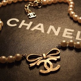 CHANEL - jewerly