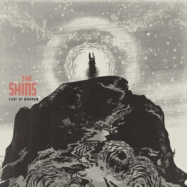 """THE SHINS - """"PORT OF MORROW"""" POSTER"""