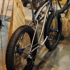 full suspension fat bike from Black Sheep