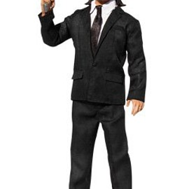 beeline creative - 13in Talking Vincent Vega Action Figure