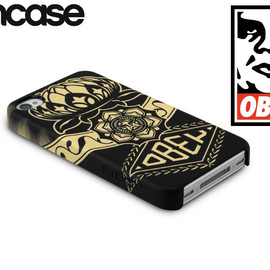 OBEY - Incase Lotus Shepard Fairey Obey Giant Iphone4 Cover