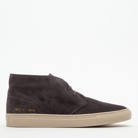 Common Projects - Chukka in Suede