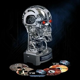 Terminator Skull + Six Disc Limited Edition